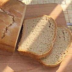Chleb graham: Pyszny! I naprawdę bardzo prosty w przygotowaniu.