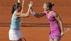 Friendship is more than a Slam semifinal.