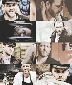 """""""Look, all I'm saying is I started seeing something in humanity, okay? Something that shouldn't be taken. I drink blood. I don't drink people."""" - Benny Lafitte"""