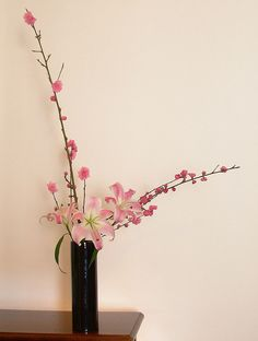 Ikebana di Lucio Farinelli by luxfar, via Flickr