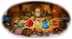 Boas Festas da Google 2008 - 1