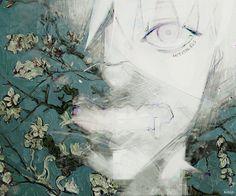 Ken Tokyo Ghoul, Tokyo Ghoul Manga, Manga Art, Manga Anime, Anime Art, Culture Pop, Art Et Illustration, Character Drawing, Pretty Art