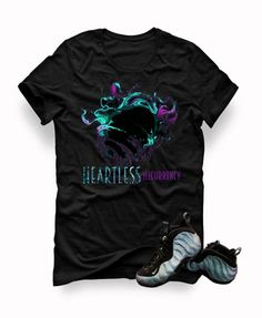 ee33fe3667b Official illCurrency Shirts to match Nike Air Foamposite One Abalone  sneakers. These are high quality sneaker tees that will match the Nike Air  Foamposite ...