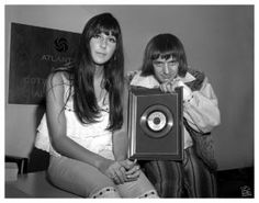 """Baby Don't Go"""" Performed by Sonny & Cher (1964) — Old School Music ..."""