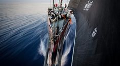 Amory Ross' picture selected by Sports Ilustrated. The image was taken onboard PUMA Ocean Racing powered by BERG during leg 6 of the Volvo Ocean Race 2011-12, from Itajai, Brazil, to Miami, USA.