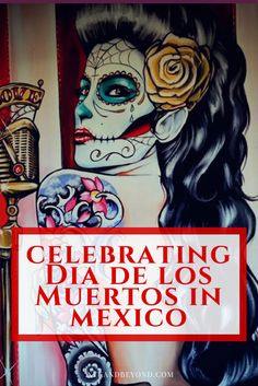 The Day of the Dead is actually a week of joyous celebration because the dead get to come back and celebrate life with their families via @https://www.pinterest.com/xyuandbeyond/