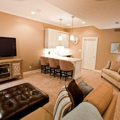 Traditional Basement Photos Small Basement Remodeling Ideas Design, Pictures,  Remodel, Decor And Ideas   Page 9   For The Home   Pinterest   Small  Basements ...
