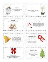 ourhomecreations: 25 days of Christmas symbols