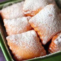 Beignets Franceses (Tortas fritas francesas) @ allrecipes.com.ar