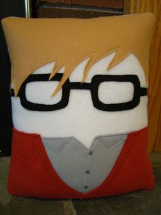 Hey, I found this really awesome Etsy listing at https://www.etsy.com/listing/204229826/portrait-pillow-patrick-stump-fall-out
