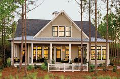 2016 Best-Selling House Plans : Tucker Bayou