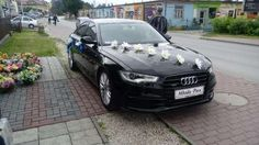 Auto do ślubu-Wynajmę Piękne Czarne Audi A6 C7 Świętokrzyskie i okolic Kielce - image 1