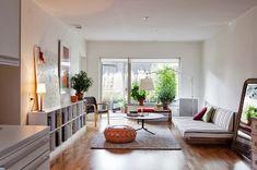Smalle Woonkamer Inrichten : Een lange smalle woonkamer is lastig in te richten door de lengte