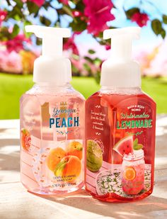 Savor the sweetness of these yummy Hand Soaps!