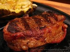 Learning to Love Me: Grilled Deer Loin Steaks