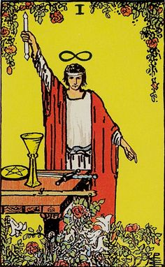 Do you know your Tarot Birth Card? Numerology and Tarot are age-old friends, they intimately connected, and when used together, can be powerfully revealing! Every single card in a Tarot. The Rider Tarot Deck, Rider Waite Tarot Cards, Tarot Waite, Major Arcana Cards, Tarot Major Arcana, The Magicians, Le Bateleur, Tarot Decks, Spirit Science