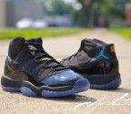 """Air Jordan XI """"Gamma"""" (December 2013)"""
