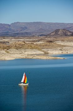 Elephant Butte Lake State Park.  We go camping here several times a…