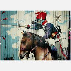 Horseman by Keri Bevan (Fab)