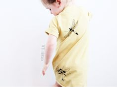 dragonfly dress from Tjorven Kids //SS16 best toddlers outfit
