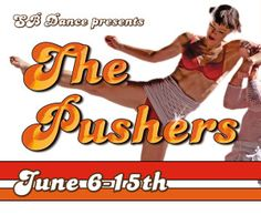 Stephen Brown's newest work, The Pushers, is an original performance by SB Dance in #SLC