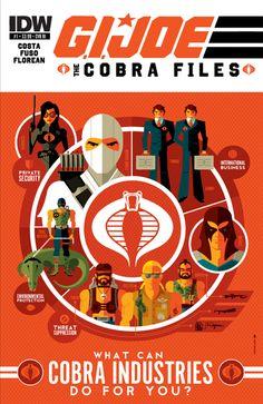 cobra files 3 : retailer incentive cover by tom whalen