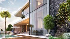 Modern houses by vero concept mi̇marlik modern Modern Villa Design, House Elevation, Verona, Decoration, Home Projects, Exterior, House Design, Indoor, Mansions