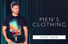 Men's EDM Clothing