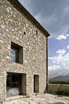 Travesseres, Lleida, Spain  Casa Sálmon  Garcés · De Seta · Bonet Arquitectes