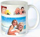 Mug (Collage) stylish unique personalised photo gifts