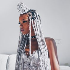 30 Sensational Yarn Braids Styles — Protection and Perfection …