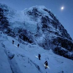 Icefall. Khumbu. Everest