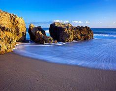 Cabrillo State Beach, California
