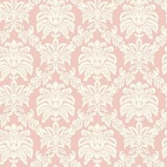 The Wallpaper Company 8 in. x 10 in. Pink Pastel Sweeping Damask Wallpaper Sample-WC1283925S at The Home Depot