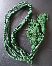 Boy Scout Badge  - UK Green Shoulder Cords pre 1967 Boy Scout Badges, Boy Scouts, Cords, Patches, Shoulder, Green, Scouting, Ropes, Cable