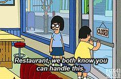 Tina Belcher Quotes | ... Bob's Burgers bobs burgers tina belcher gene belcher louise belcher