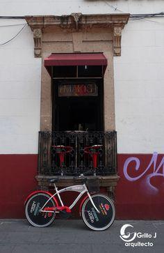 Morelia, balcón makis