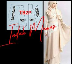 Dress Muslim Modern, Abaya Pattern, Brokat, Kebaya, Sewing Clothes, Blouses For Women, Sewing Projects, Fashion Dresses, Gowns