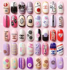Hot-Mix-Styles-Logo-Designs-Waterslide-Transfer-Decors-3D-Nail-Art-Sticker-Decal