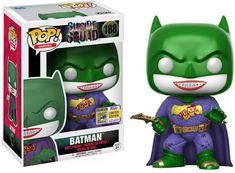 Vinyl Figure NEW /& IN STOCK NOW Funko Pop Batman Dark Knight THE JOKER #36 Pop