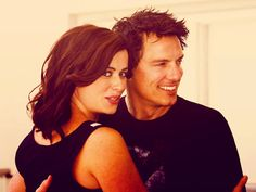 I in no way ship these two but I adore this picture of them.
