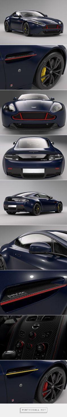 Aston Martin Unveils Vantage Red Bull Racing Range | Man of Many - created via https://pinthemall.net