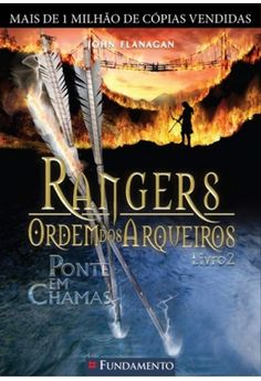Foto principal do produto Rangers Ordem Dos Arqueiros 2 - Ponte Em Chamas