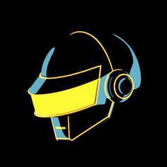 Daft Punk Tribute on Behance