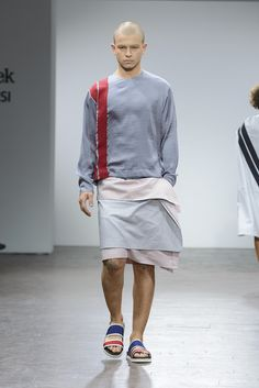 Miro Sabo presented his Spring/Summer 2017 collection during Mercedes-Benz Fashion Week Tbilisi.