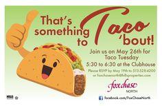 Taco Tuesday- what a good idea!