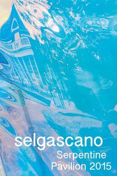 SelgasCano : Serpentine Pavilion 2015 [Catálogo de exposición] /[editors, Emma Enderby... [et al.]].-- London : Serpentine Galleries :, cop. 2015.