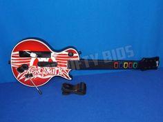 RedOctane-Aerosmith-Les-Paul-Guitar-Hero-Controller-for-Nintendo-Wii-95375-805