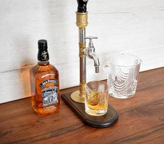 Check out this item in my Etsy shop https://www.etsy.com/listing/554615784/alcohol-dispenser-christmas-gift