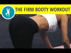 6-minute boot camp training: Brazilian butt lift workout - YouTube